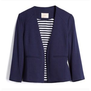 Urban outfitters skies are blue navy blue blazer